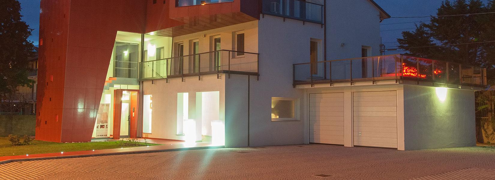 Benvenuta da <br>Villa Nesi SPA